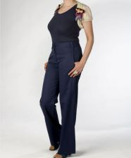 """Long Island"" Trousers - Oxford Blue - 35.00 €"