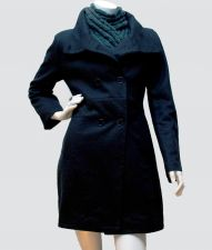 Karida Coat - Black - 88.00 €