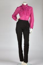 Cocktail Trousers - Black - 25.00 €