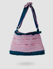 "The ""FrouFrou"" - Ocean Blue & Pink - 15.00 €"