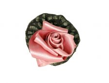 Penelope Brooch - Rose - 5.00 €