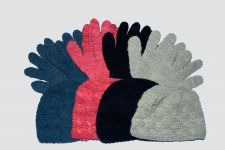 Winter Woollens Hats & Gloves - Navy - 20.00 €