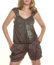 City Shorts - Taupe Brown - 22.00&nbsp;&euro;