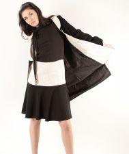 Swing Skirt - Black - 50.00€