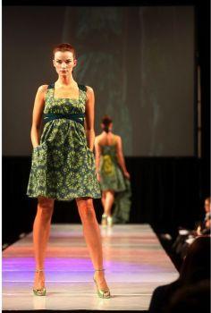 Chiffon Belt Dress - 1 Remaining - Size L