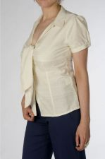 """Sophie"" shirt - Cream - 25.00 €"